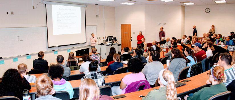 Photos from colloquium