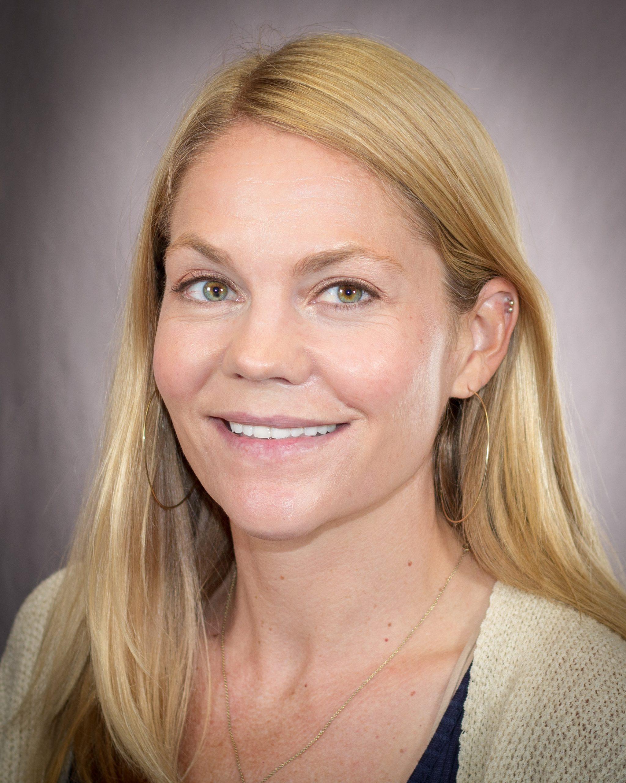 Dr. Elizabeth Hittinger Smiling